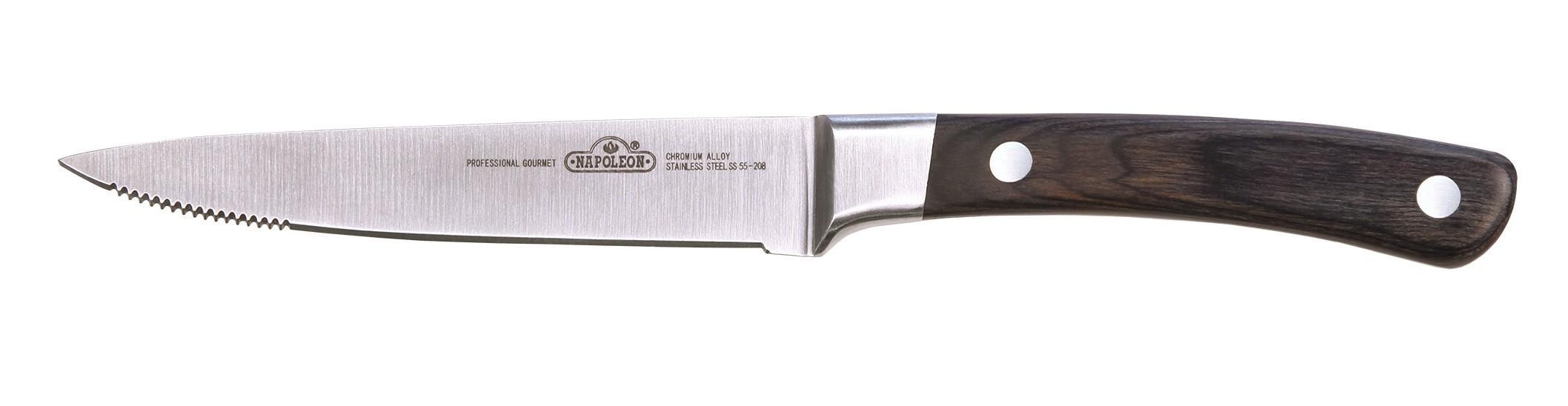 Napoleon Wellenschliff Steak Messer Bild 1