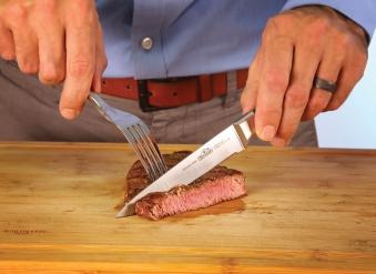 Napoleon Wellenschliff Steak Messer Bild 2
