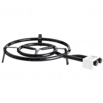 2-Ring-Gasbrenner, Ø 50 cm, 14,1  kW, 30 mbar Bild 1
