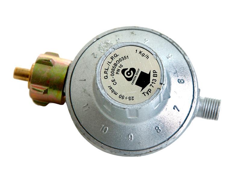 11-Stufen Gasdruckminderer Bild 2