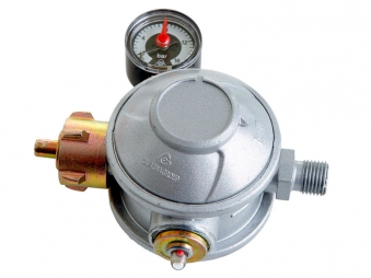 Gastro-Überdruckregler für gewerblichen Einsatz, 30 mbar Bild 1