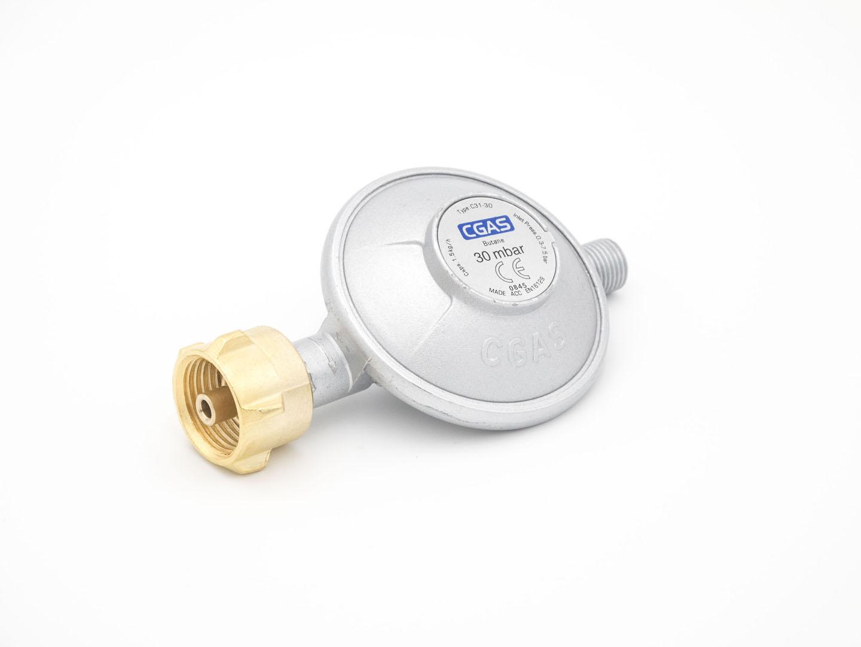 Gasdruckminderer mit Gasschlauch 30 mbar (Set) Bild 14