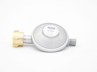 Gasdruckminderer mit Gasschlauch 30 mbar (Set) Bild 1