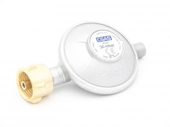 Gasdruckminderer mit Gasschlauch 30 mbar (Set) Bild 2