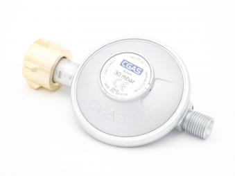 Gasdruckminderer mit Gasschlauch 30 mbar (Set) Bild 12