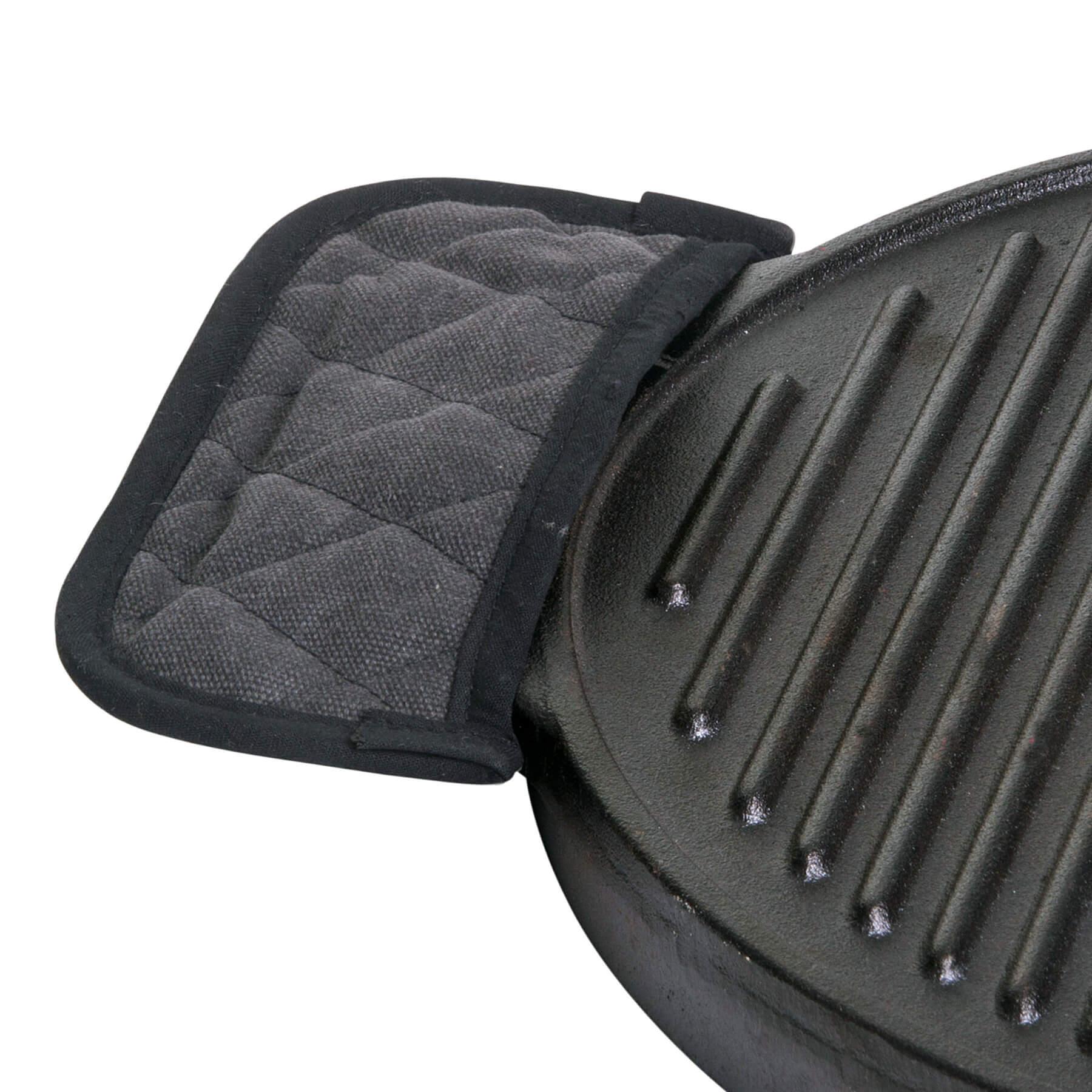Hitze- / Griffschutz, klein 10 x 6 cm Bild 1