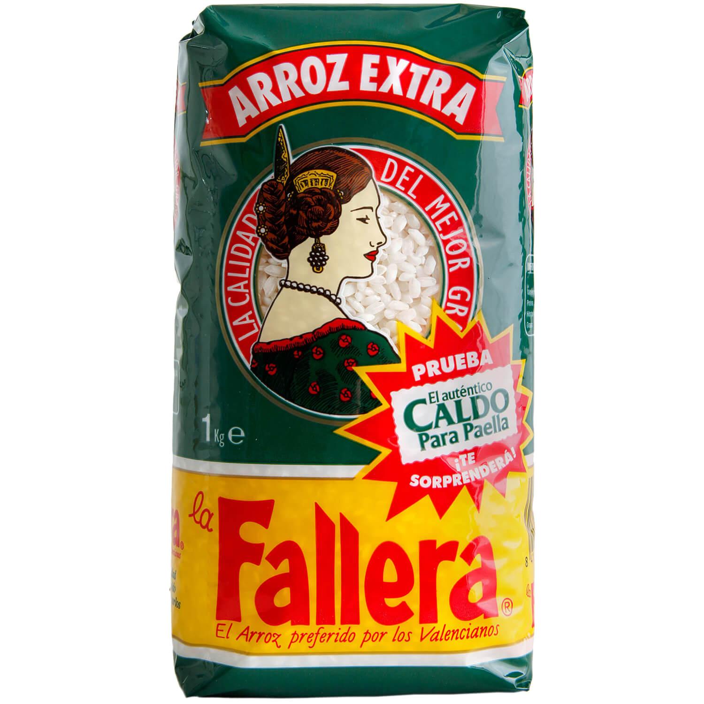 Original spanischer Paella-Reis 1 kg Bild 1