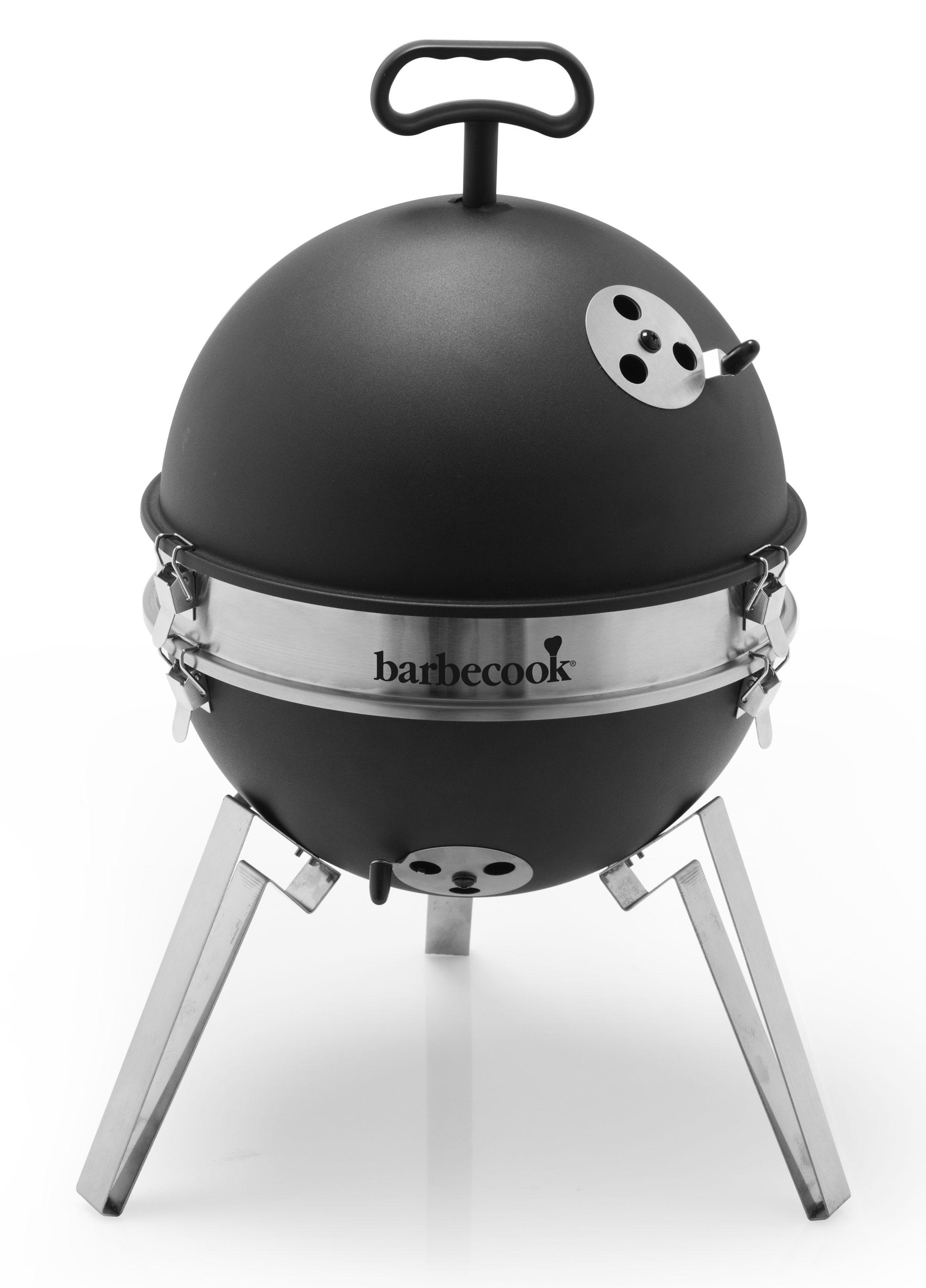 Campinggrill / Holzkohlegrill barbecook Billy Grillfläche Ø29,7cm Bild 1
