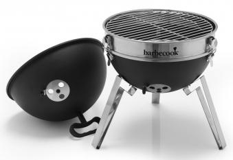 Campinggrill / Holzkohlegrill barbecook Billy Grillfläche Ø29,7cm Bild 2
