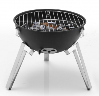 Campinggrill / Holzkohlegrill barbecook Billy Grillfläche Ø29,7cm Bild 3