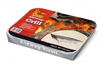 Grill / Einweggrill Grillfläche Boomex Flash 30x23cm Bild 1