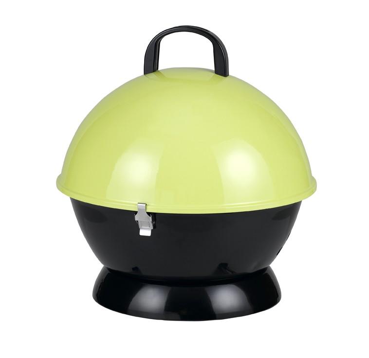Tepro Kugelgrill / Picknick / Mini Salida lemon Grillfläche Ø34,5cm Bild 3