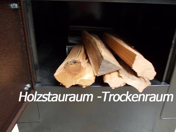 Brotbackofen, Holzbackofen, Flammkuchenofen, Pizzaofen XQZ Bild 4