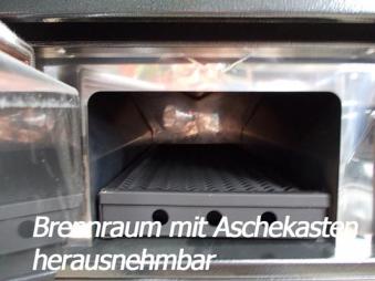 Brotbackofen, Holzbackofen, Flammkuchenofen, Pizzaofen XQZ Bild 3