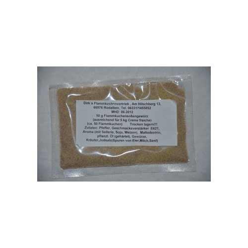 Flammkuchen Gewürz 50 g Bild 1