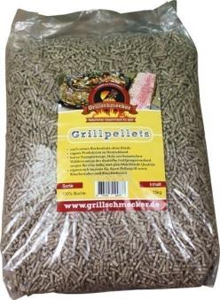Grillpellets / Buchenpellets / Smokerpellets Buche 15kg