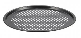 Pizzablech Tepro anthrazit Ø 33 cm Bild 1