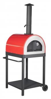 Pizzaofen / Brotbackofen / Flammkuchenofen D6055 Napoli mit Gestell Bild 1