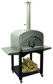 Pizzaofen / Brotbackofen / Flammkuchenofen D6457 Alcamo mit Gestell Bild 1