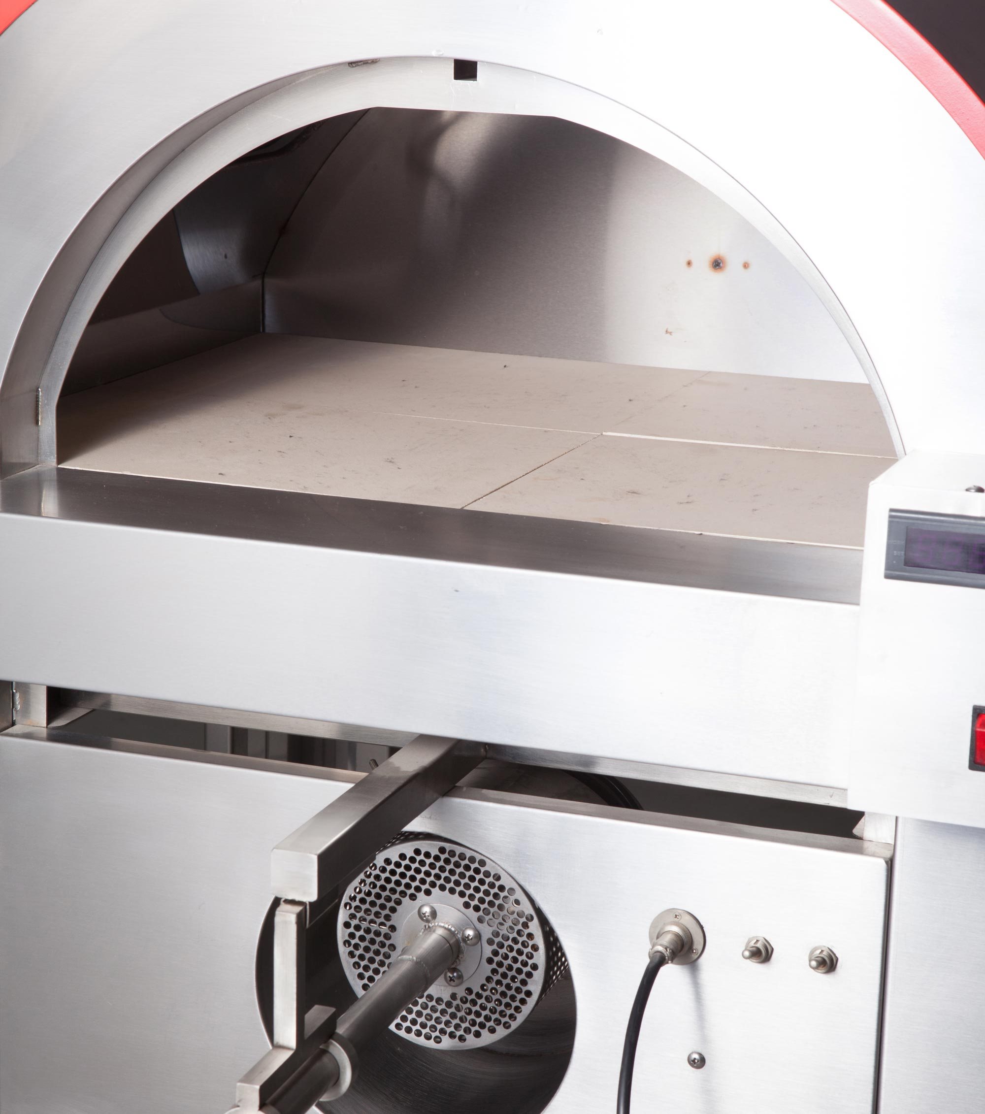 Pizzaofen / Brotbackofen / Flammkuchenofen D7263 Carini mit Gestell Bild 3