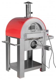 Pizzaofen / Brotbackofen / Flammkuchenofen D7263 Carini mit Gestell Bild 2
