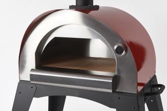 Pizzaofen / Brotbackofen / Flammkuchenofen / Holzbackofen Ciao R Bild 2