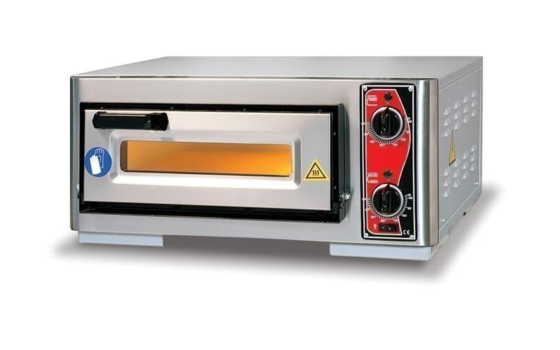 Pizzaofen CLASSIC PF 4040 E / 3,5 kW 230 mit 1 Backkammer Bild 1