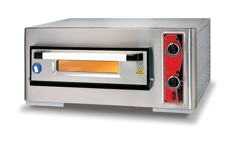 Pizzaofen CLASSIC PF 5050 E 400 V / 4 kW mit 1 Backkammer Bild 1