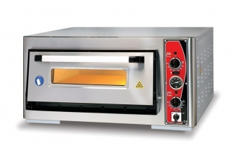 Pizzaofen CLASSIC PF 7070 E-T 400 V / 5 kW m. 1 Backkammer & Thermo