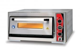 Pizzaofen CLASSIC PF 7070 E-T 400 V / 5 kW m. 1 Backkammer & Thermo Bild 1
