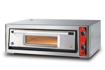 Pizzaofen CLASSIC PF 9292 E 400 V / 8 kW mit 1 Backkammer Bild 1
