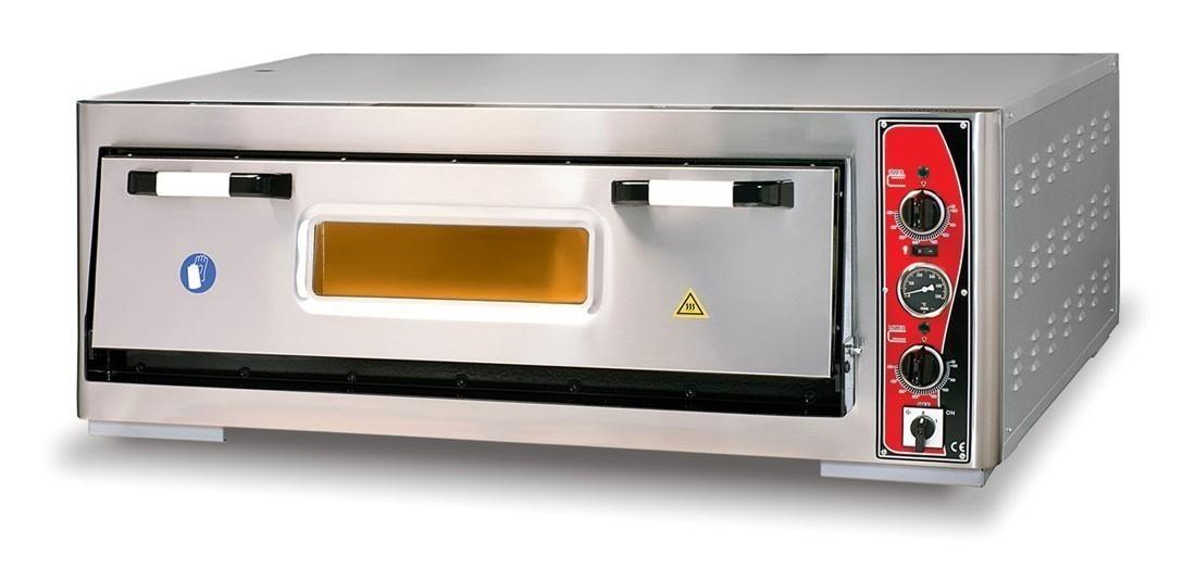 Pizzaofen CLASSIC PF 9292 E-T 400 V / 8 kW m. 1 Backkammer & Thermo Bild 1