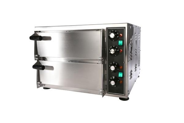 Pizzaofen / Flammkuchenofen F 234 S elektrisch 230V 3,5kW Bild 1