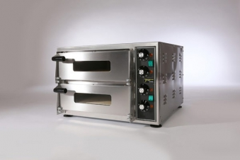 Pizzaofen / Flammkuchenofen F 234 elektrisch 230V 3,5kW Bild 1