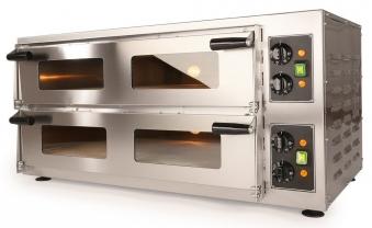 Pizzaofen / Flammkuchenofen F 434 elektrisch 400V 7kW Bild 1