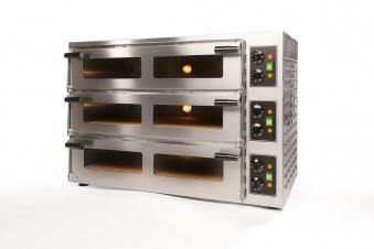 Pizzaofen / Flammkuchenofen F 634 elektrisch 400V 10,5kW Bild 1