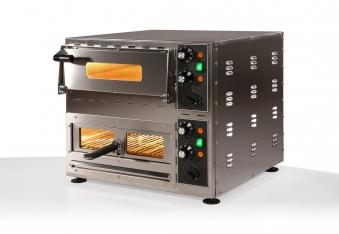 Pizzaofen / Flammkuchenofen K 134 elektrisch 230V 3,5kW Bild 1