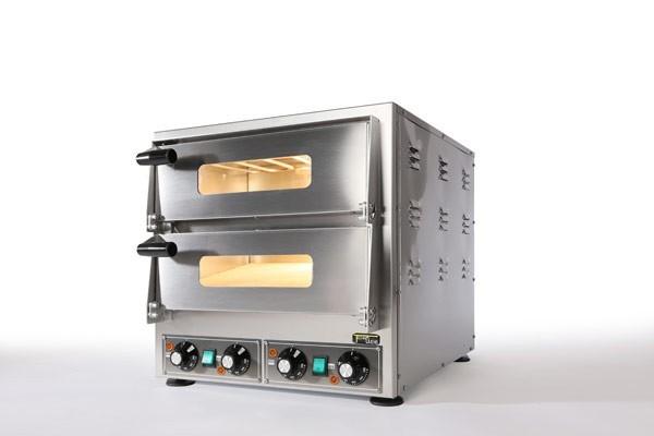 Pizzaofen / Flammkuchenofen R 234 elektrisch 230V 3,5 kW Bild 1