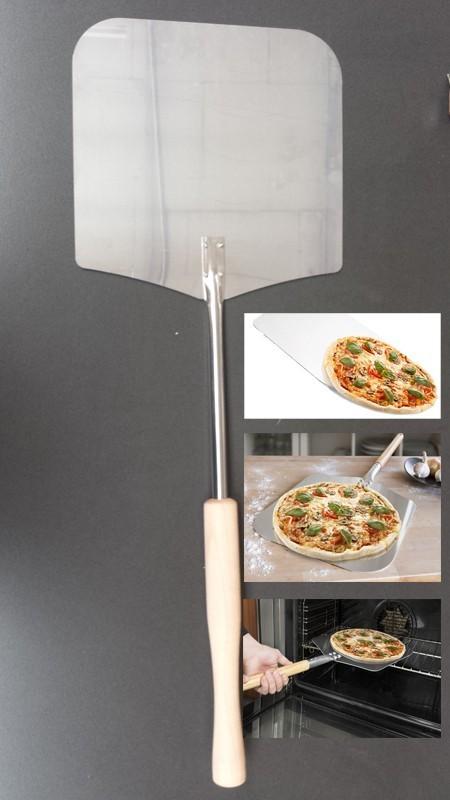 Pizzaschaufel, Flammkuchenschieber, Brotschieber, Pizzaschieber Bild 1