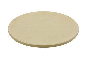 Pizzastein / Deflektorstein Kamadogrill extra Ø 30x1,5 cm Bild 1