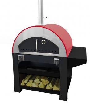 Profi Pizzaofen / Brotbackofen / Flammkuchenofen Outdoorküche Bild 1
