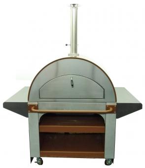 Profi Pizzaofen / Brotbackofen / Flammkuchenofen Outdoorküche Bild 2