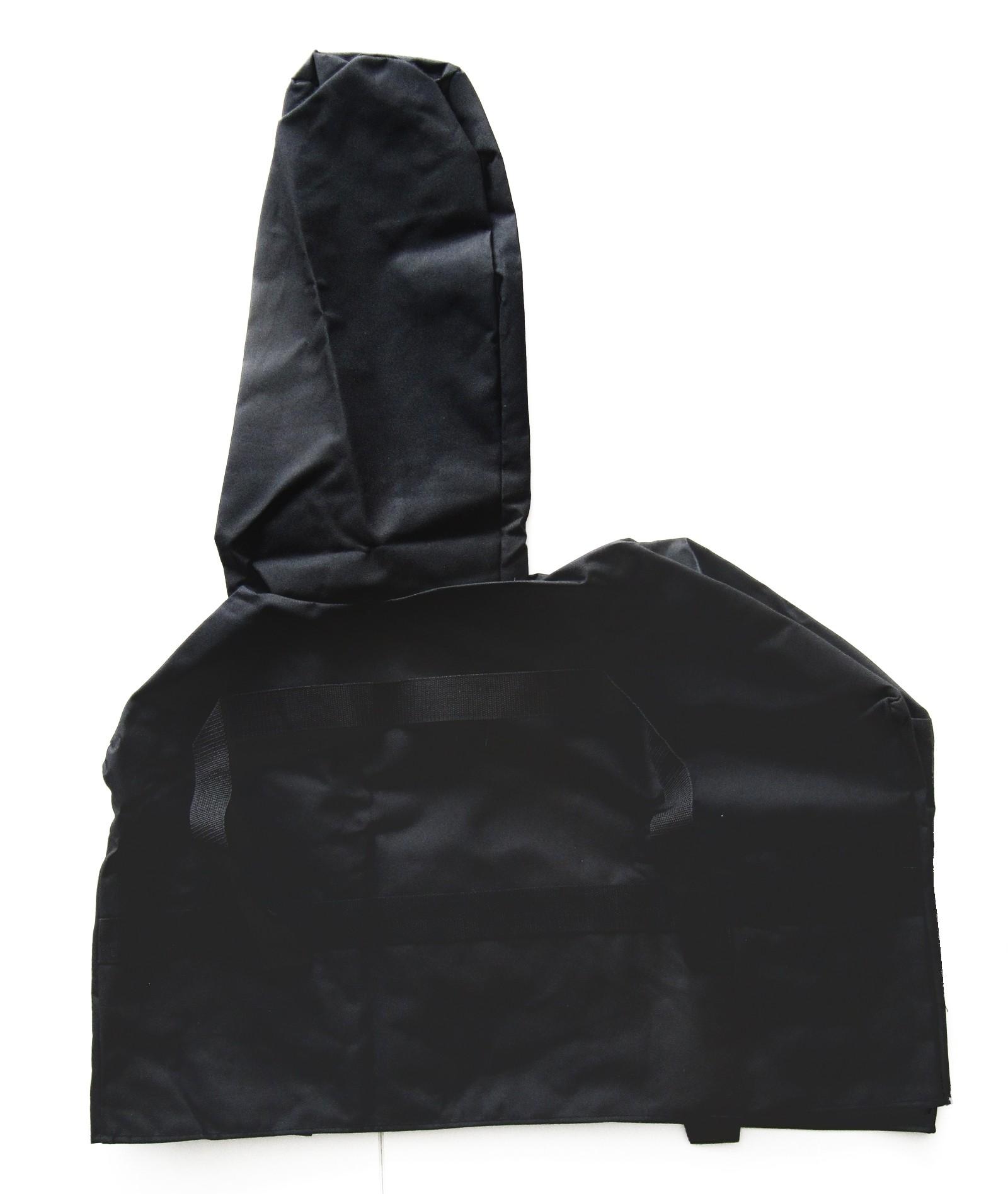 Schutzhülle / Tasche für Pellet Pizzafofen DaDa I schwarz Bild 1