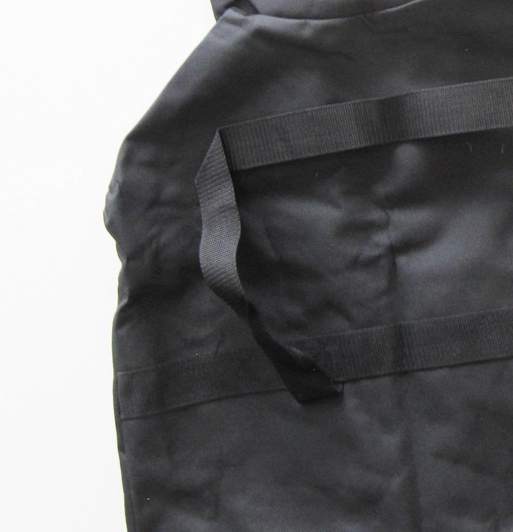 Schutzhülle / Tasche für Pellet Pizzafofen DaDa I schwarz Bild 2
