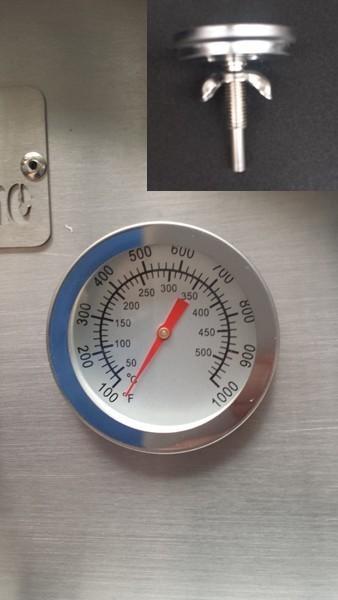 Thermometer 500 C Bild 1