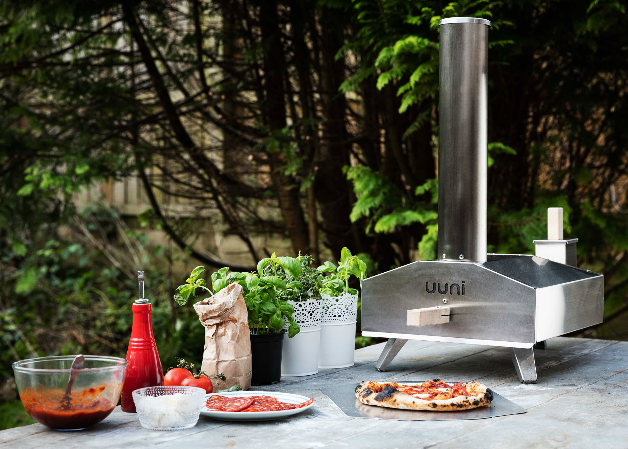 Uuni Pizzaofen / Pellet Pizzaofen Uuni 3 Bild 4