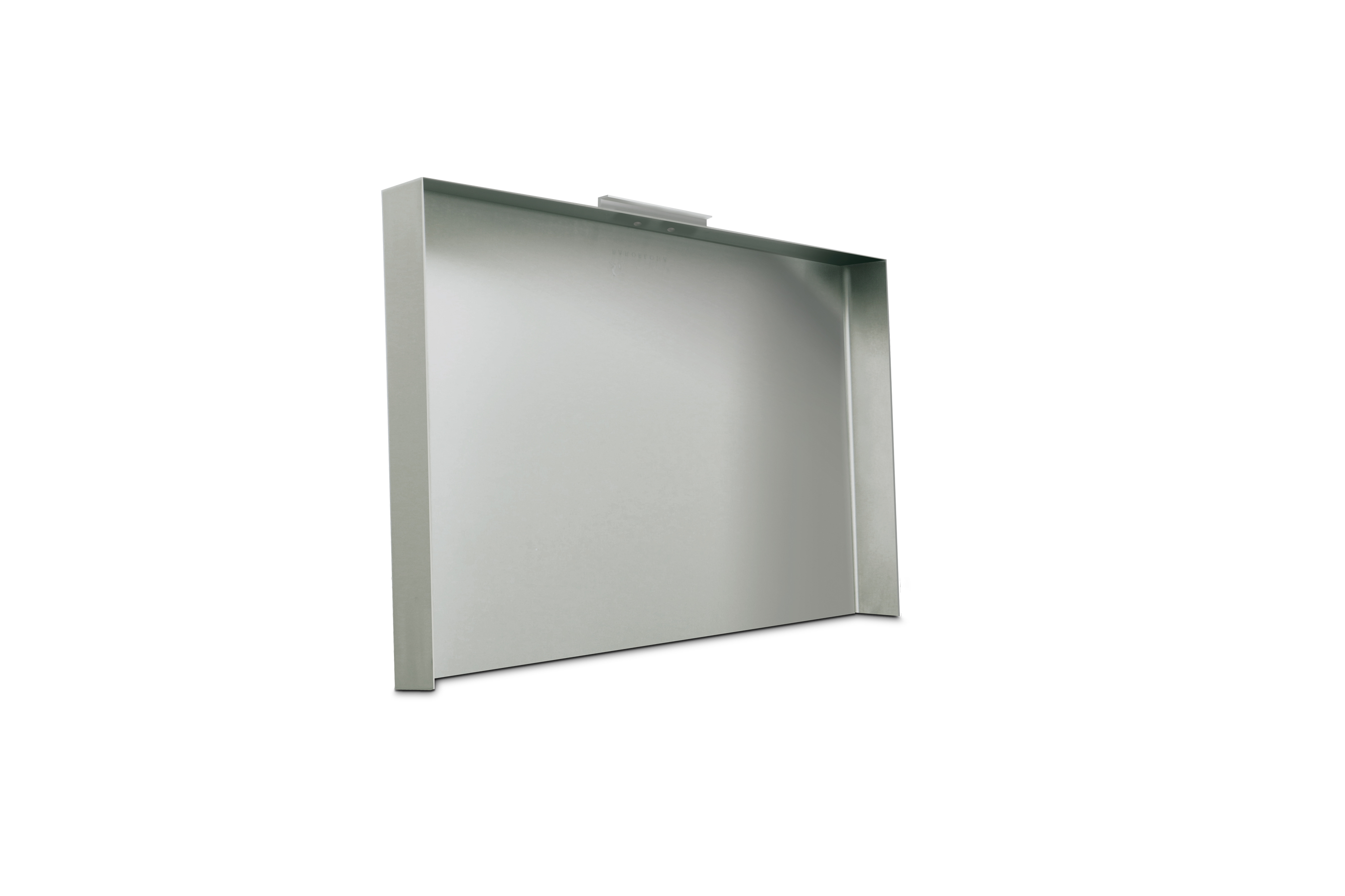 Simogas Deckel / Abdeckung Edelstahl CVSE-60 Plancha Silver/Extrem Bild 1
