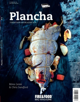 "SIMOGAS Rezeptbuch ""A la Plancha"" Bookazine mit 60 Rezepte"