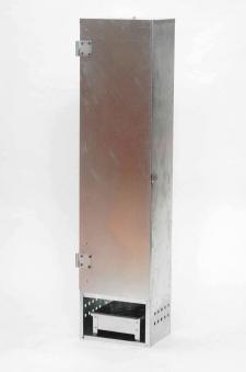 Räucherofen / Aal Räucherung Euro Windkat mit Klapptür verzinkt Bild 1