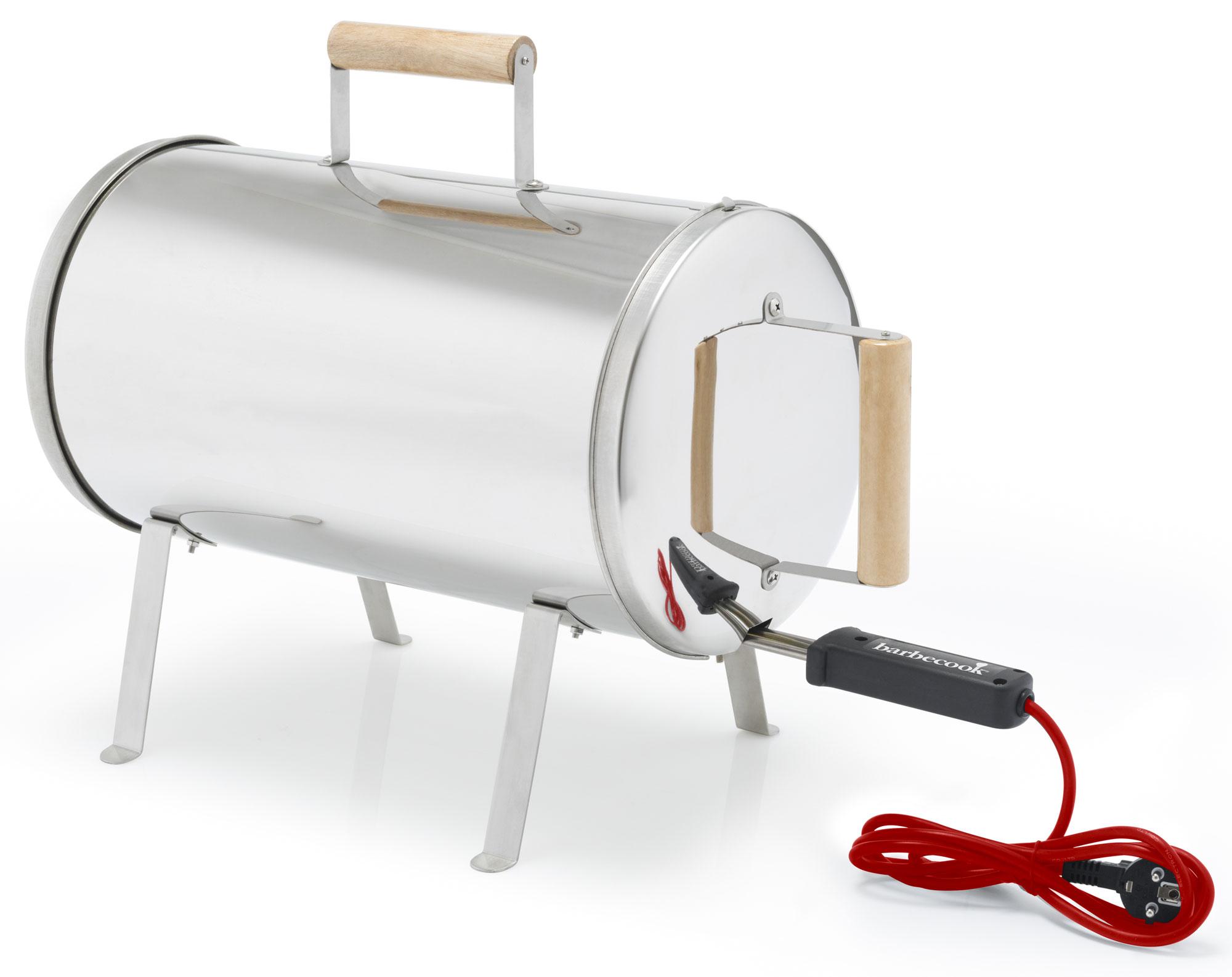 Räucherofen / Elektroräucherofen barbecook Otto Stahl Bild 1